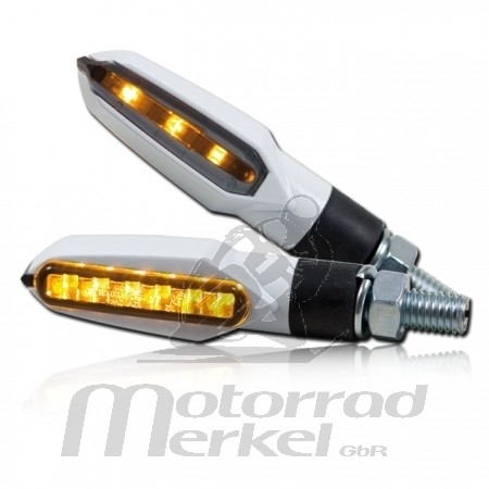 "LED-Blinker ""Slight"" weiß"